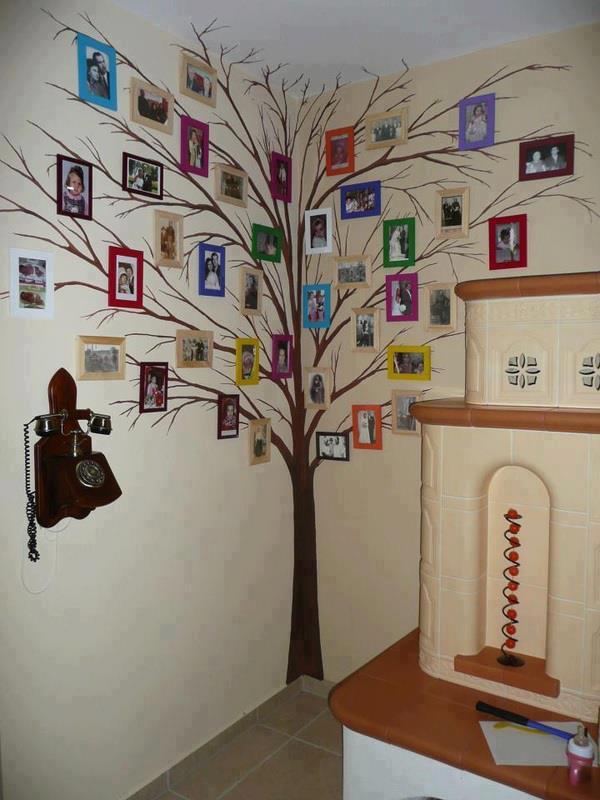 Arboles pintados en paredes imagui - Arboles en la pared ...